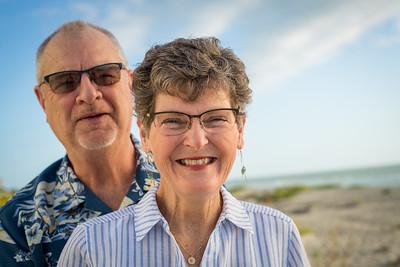 2019.02.20 - Pam & Monty, The Sands, Venice, FL