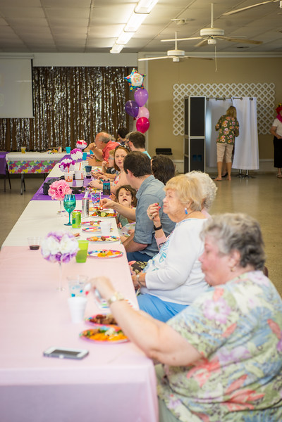 2019.03.09 - Roni's Birthday Party Photos, Venice Gardens Community Center, Venice, FL