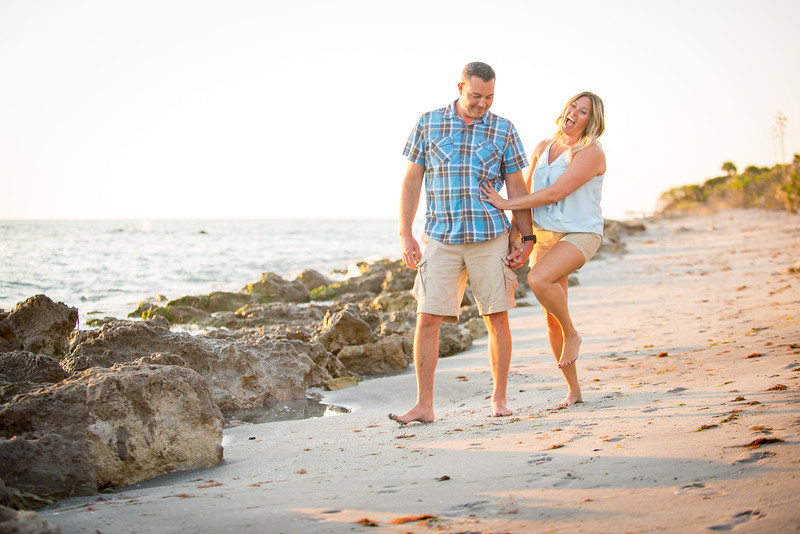 2019.04.11 - Dianne and Keith Engagement, Casperson Beach