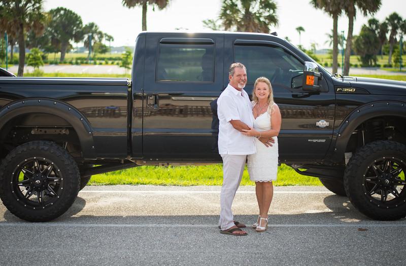 2019.07.04 - Brenda and Troy's Wedding, Sharkey's, Venice, FL