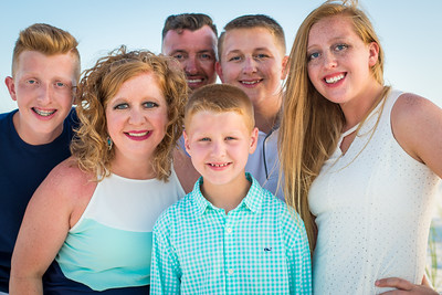 2019.05.30 - DJ, Nichole, Hannah, Peyton and Griffin, Bean Point Beach, Anna Maria Island, Bradenton, FL