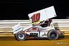 Greg Hodnett Classic- Pennsylvania Sprint Car Speedweek - Port Royal Speedway - 10 Tyler Bear