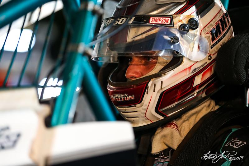 Greg Hodnett Classic- Pennsylvania Sprint Car Speedweek - Port Royal Speedway - 14T Tyler Walton