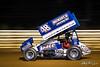 Greg Hodnett Classic- Pennsylvania Sprint Car Speedweek - Port Royal Speedway - 48 Danny Dietrich