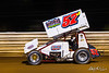 Greg Hodnett Classic- Pennsylvania Sprint Car Speedweek - Port Royal Speedway - 57J Jeff Miller