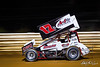 Greg Hodnett Classic- Pennsylvania Sprint Car Speedweek - Port Royal Speedway - 17B Steve Buckwalter