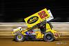Greg Hodnett Classic- Pennsylvania Sprint Car Speedweek - Port Royal Speedway - 22 Anthony Macri
