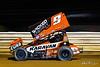 Greg Hodnett Classic- Pennsylvania Sprint Car Speedweek - Port Royal Speedway - 9 James McFadden