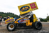 Greg Hodnett Classic- Pennsylvania Sprint Car Speedweek - Port Royal Speedway - 22 Anthony Macri
