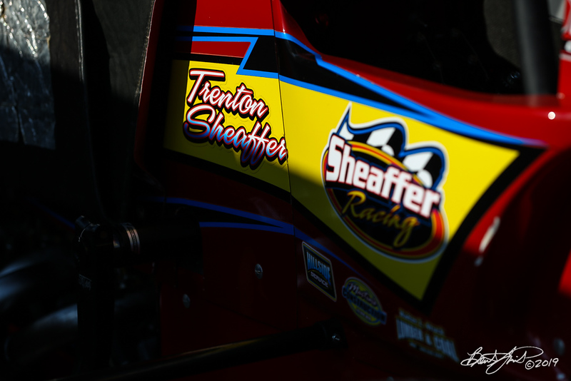 Tuscarora 50 - Ollie's All Star Circuit of Champions - Port Royal Speedway - 8 Trenton Sheaffer