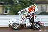 Tuscarora 50 - Ollie's All Star Circuit of Champions - Port Royal Speedway - 57J Jeff Miller