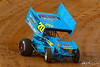 Keith Kauffman Classic - Ollie's All Star Circuit of Champions - Port Royal Speedway - 70X Spencer Bayston