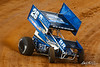 Keith Kauffman Classic - Ollie's All Star Circuit of Champions - Port Royal Speedway - 26 Cory Eliason