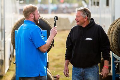 Derek Kessinger (L) and Boom Briggs (R)
