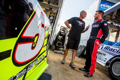 Brian Leonberg (L) and Michael Norris (R)