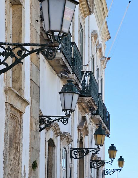 Faro street lamps