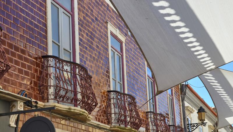 Faro balconies