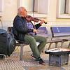 Faro violinist