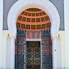 Building entrance in Faro