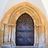 Doors to the Sé in Faro