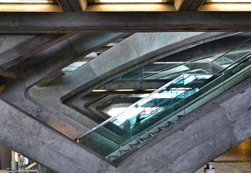 Lisbon's Oriente train station