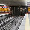 Lisbon subway station