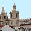 Bell towers of Monastery of São Vicente de Fora?