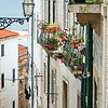 Mouraria area of Lisbon