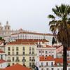 Alfama area of Lisbon
