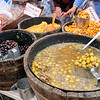 Olives at Loulé farmers market