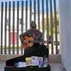 Musician in Loulé