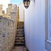 Walkway in Castelo de Loulé