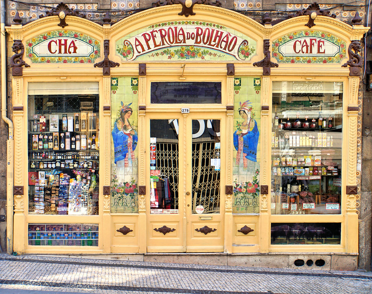 Aperola do Bolhao store in Porto