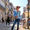 Tourist in Porto