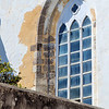 Tavira church window