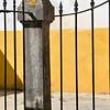 Tavira fence post