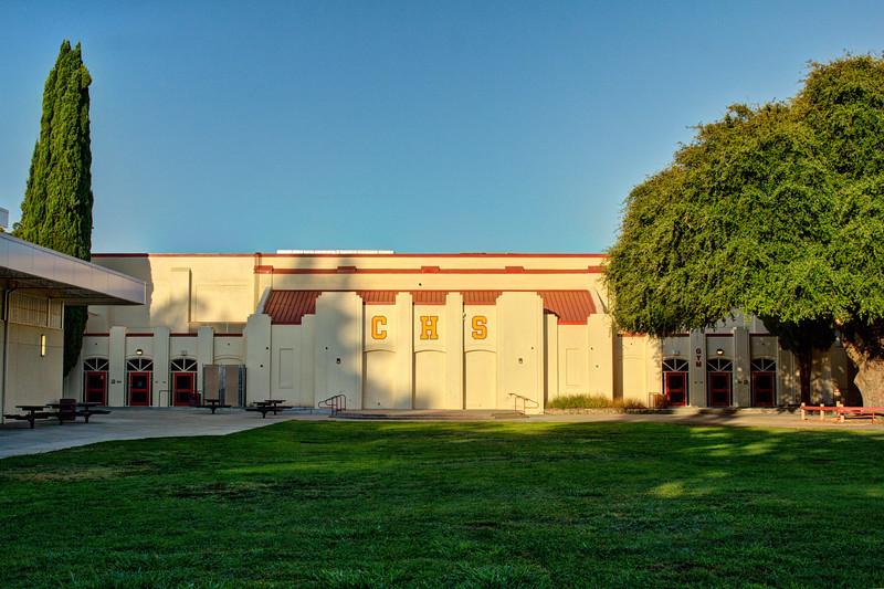 Chico High School Gymnasium