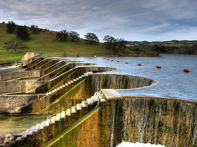 Spillway - East Park Reservoir