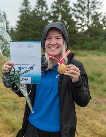 Kaarina Nurminen - Nuorten maailmanmestari