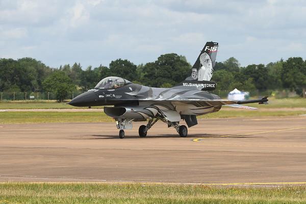 LM F-16AM Fairford 18/07/19