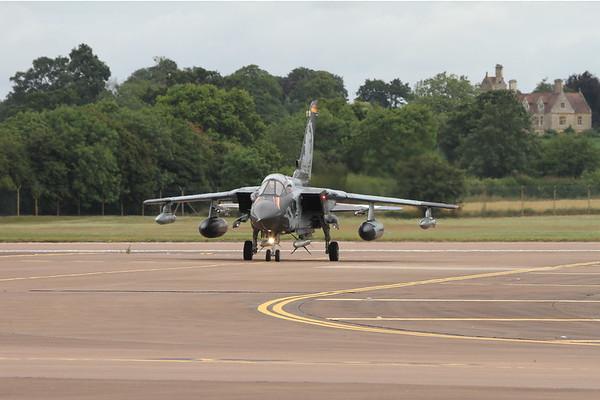 Tornado ECR/IDS Fairford 18/07/19