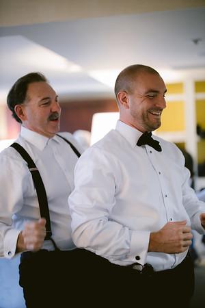 Columbus Athletic Club Wedding
