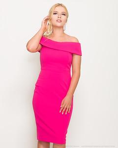 FSHN Pink Dress-12