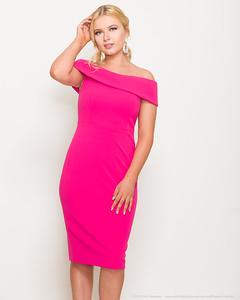 FSHN Pink Dress-11