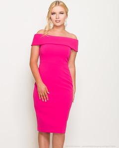 FSHN Pink Dress-15