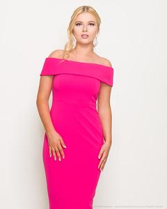 FSHN Pink Dress-2