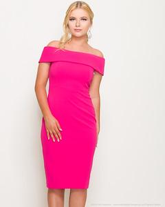 FSHN Pink Dress-17