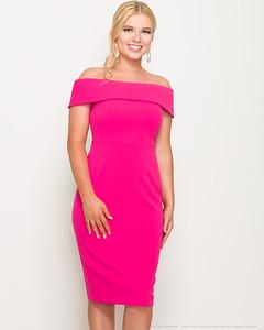FSHN Pink Dress-5