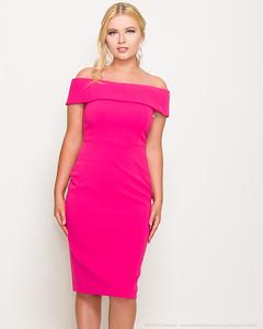 FSHN Pink Dress-16