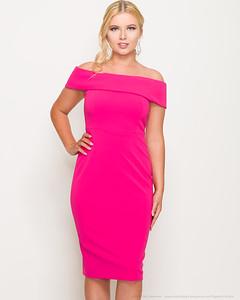 FSHN Pink Dress-4